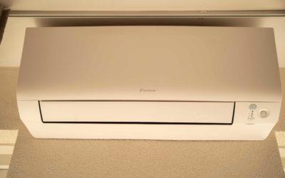 Wand airconditioner of wandairco